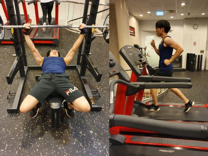 how to train for ippt featured collage