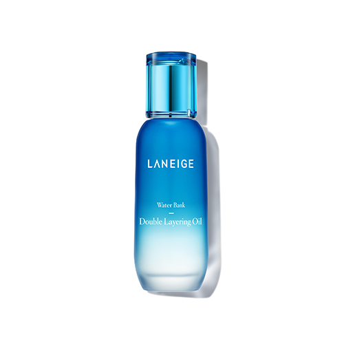 laneighe water bank double layering oil