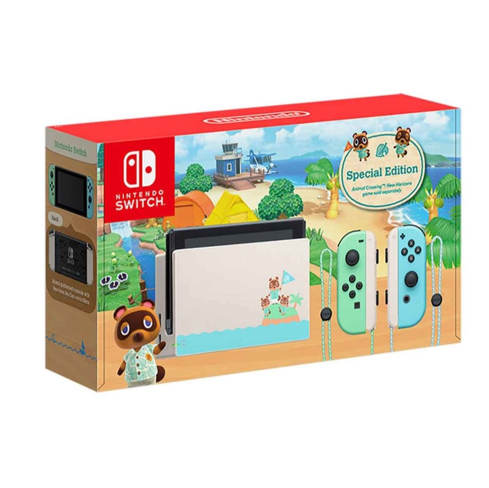 Nintendo Switch Gen 2 Console Animal Crossing: New Horizons