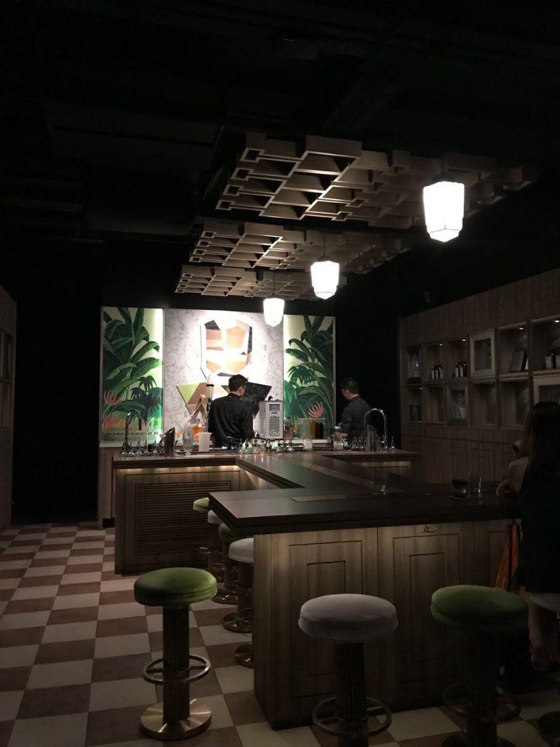 the old man hidden bar singapore