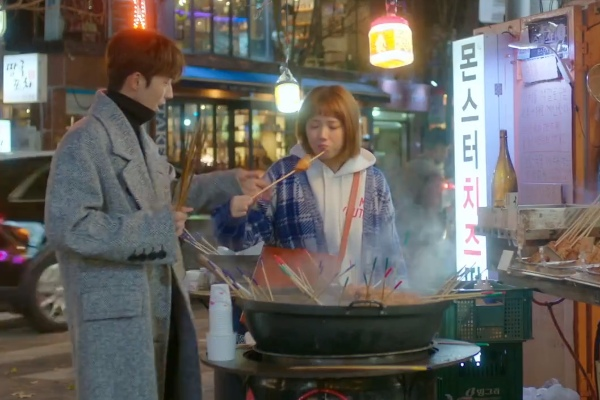 easy korean recipe kdrama weightlifting fairy kim bok joo odeng soup fish cake soup