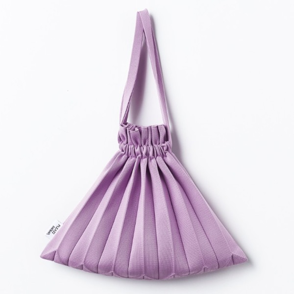 korean bag brands pleats mama no tag lavender mini bubble bag fan
