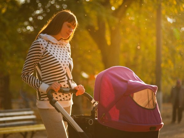 different types of strollers for newborns