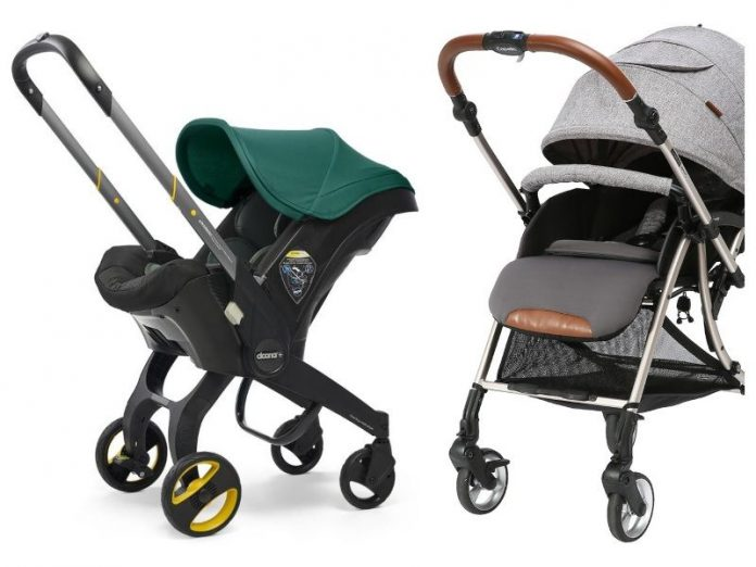best strollers for newborns