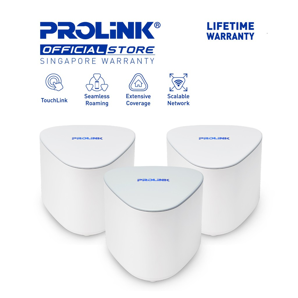 prolink best mesh wifi singapore