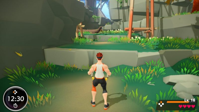 ring fit adventure best nintendo switch exercise game