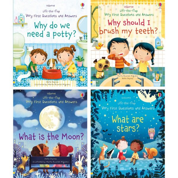 best children's book storybooks for kids usborne lift the flap very first questions and answers board book