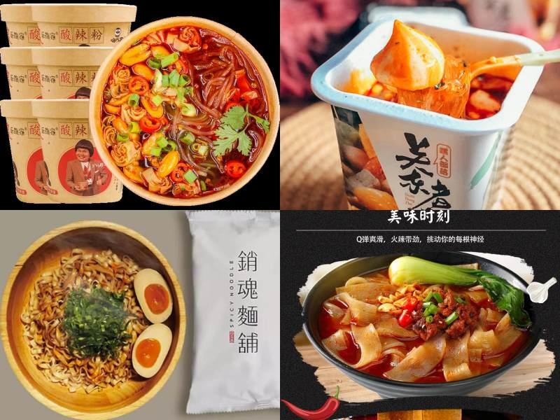 Suan La Fen 8 Best Spicy Instant Noodles To Turn Up The Heat