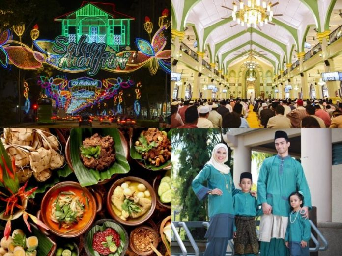 13 Interesting Facts Every Singaporean Ought To Know About Hari Raya