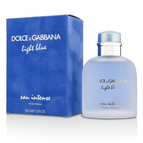 best perfume for men dolce & gabbana light blue eau intense pour homme