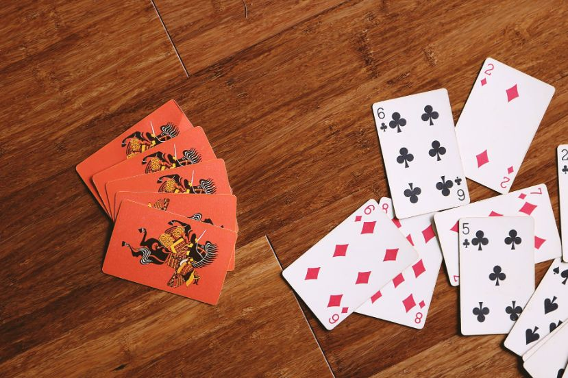 card games things to do with grandparents in Singapore
