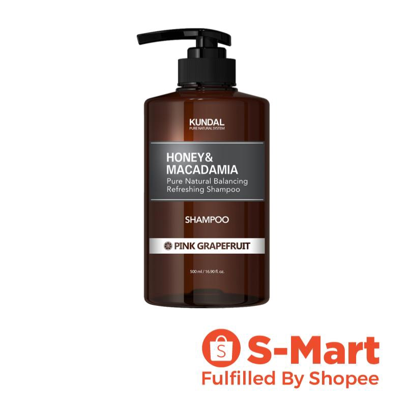 kundal honey and macadamia shampoo hair care routine singapore