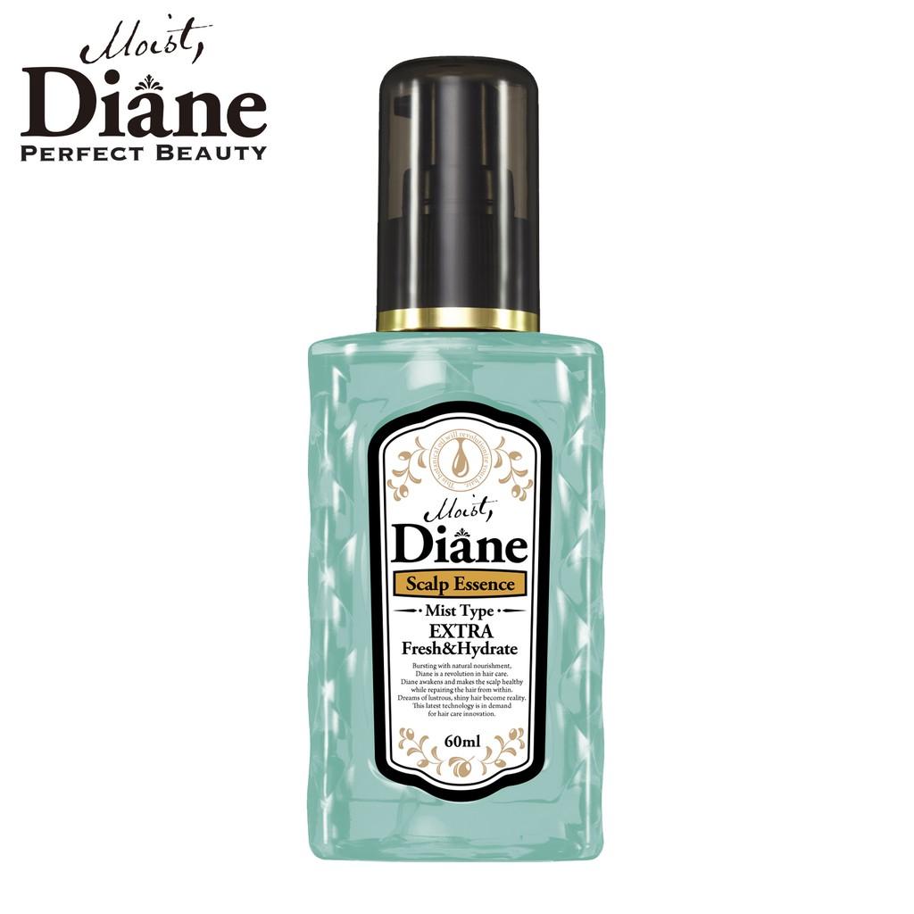 moist diane scalp essence hair care routine singapore