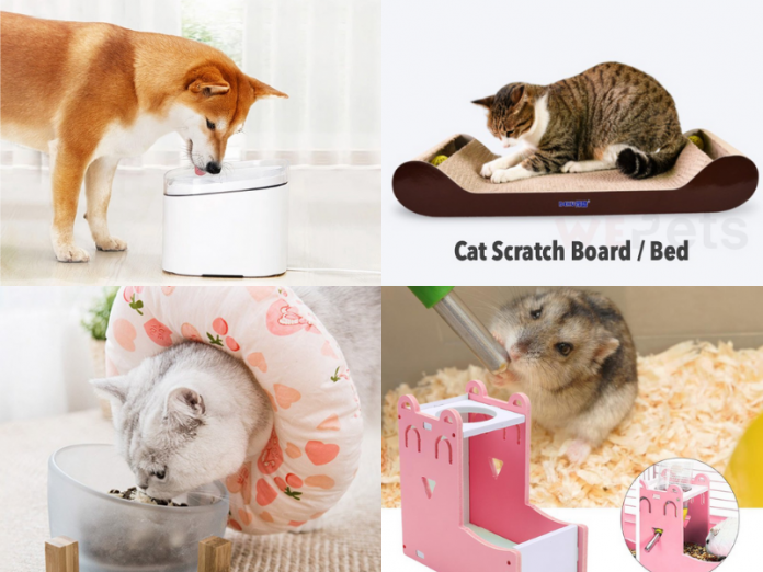 9 Pawsome Products From $0.72 Every Pet Owner Needs