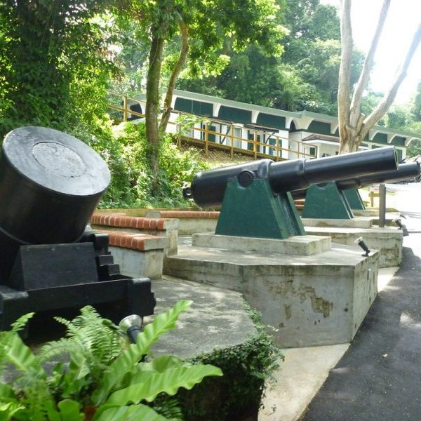 fort siloso historical places singapore