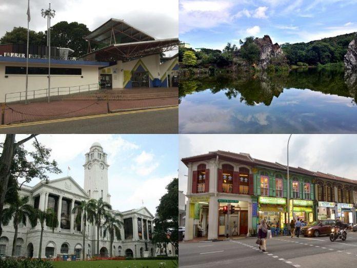 historical places singapore