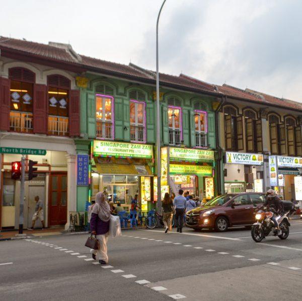 zam zam restaurant historical places singapore