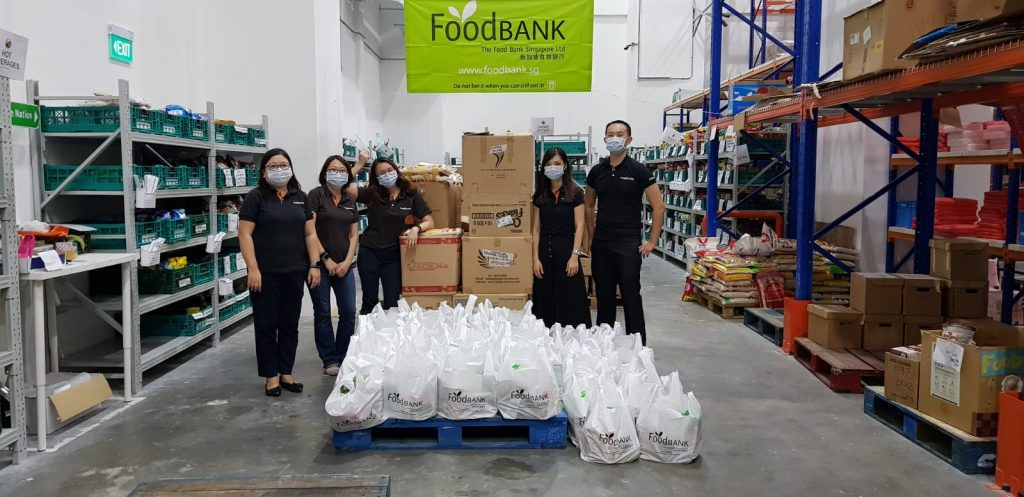 food bank food donations singapore