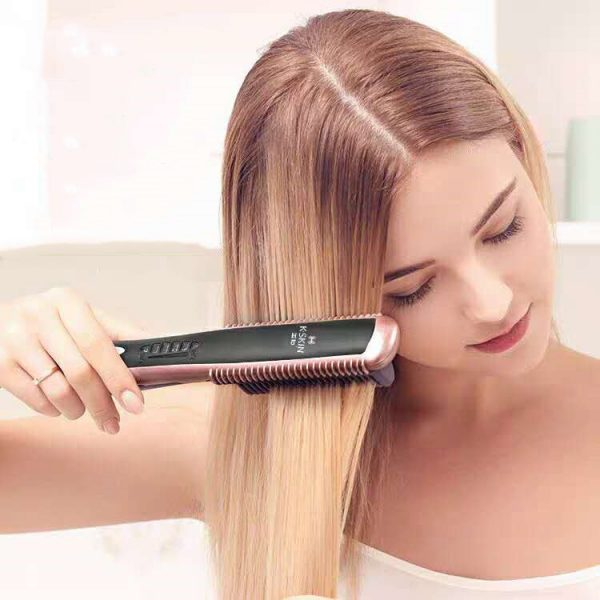 using best hair straightener in singapore from kskin