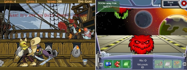 neopets action games collage neopets mobile