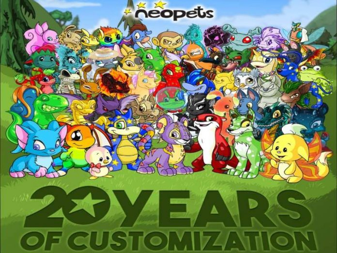 neopets featured image neopets mobile