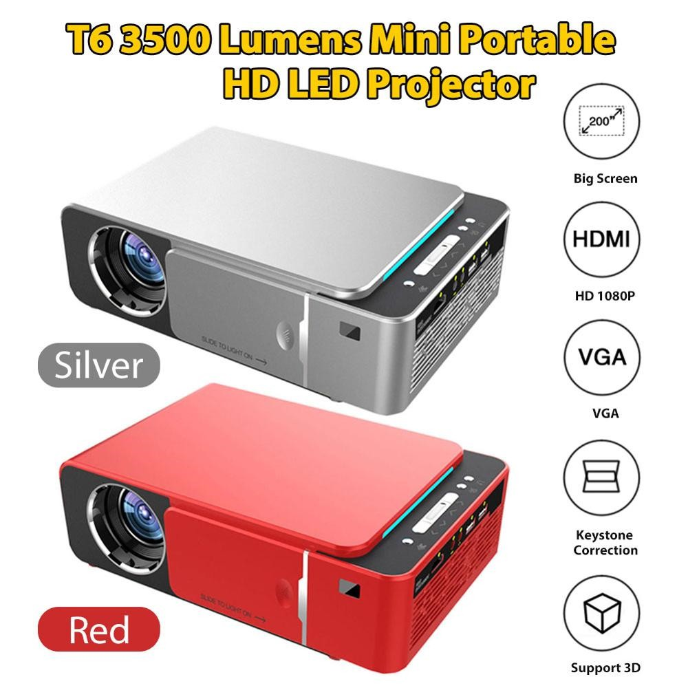 best projectors for home use T6