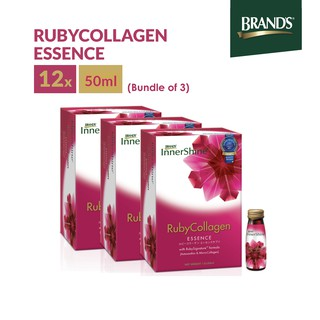 Best collagen drinks BRAND'S® InnerShine RubyCollagen Drink