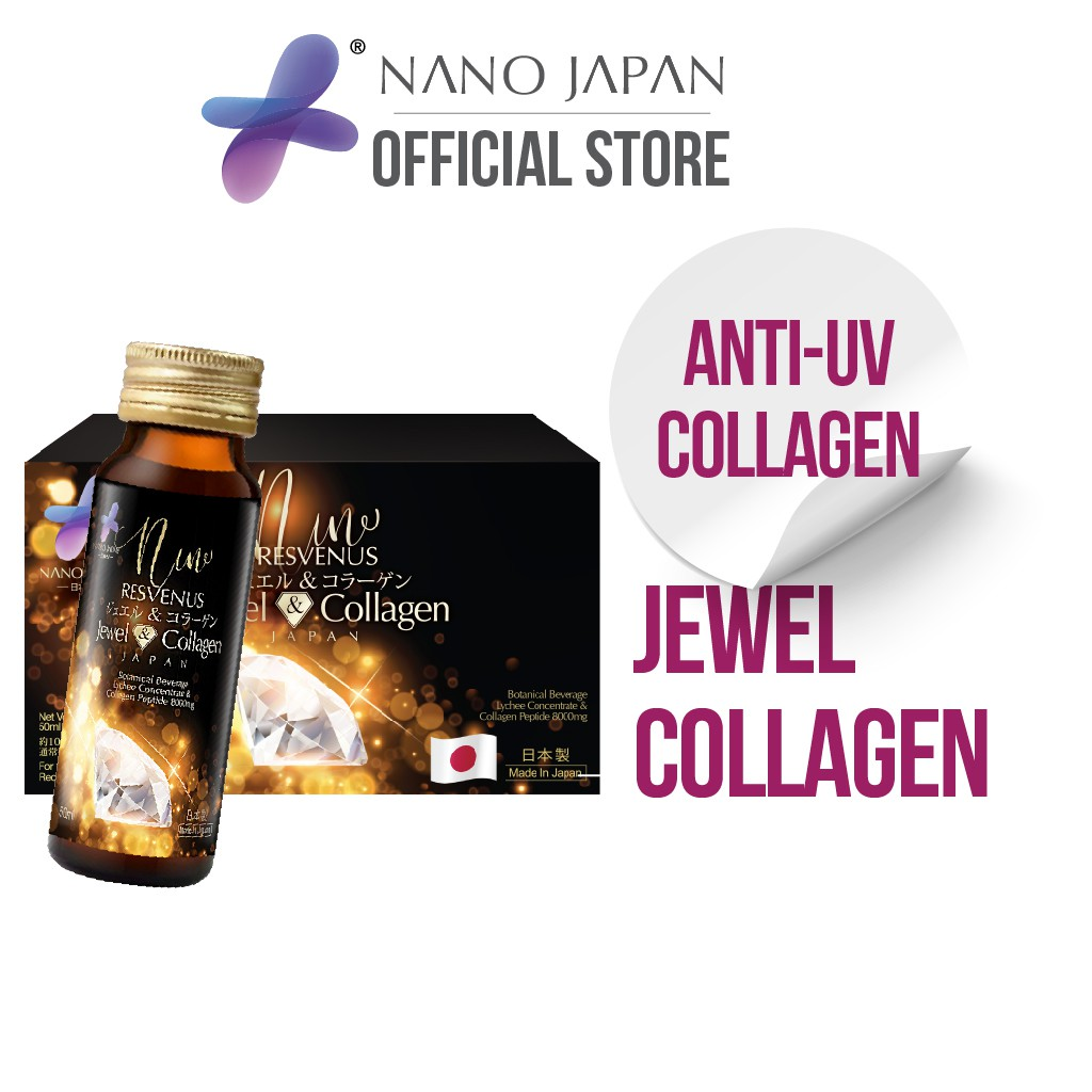 Best collagen drinks Nano Jewel Collagen