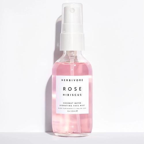 herbivore rose hibiscus facial mists
