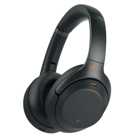 Sony WH-1000XM4 Wireless Noise Cancelling Headphone with Microphone