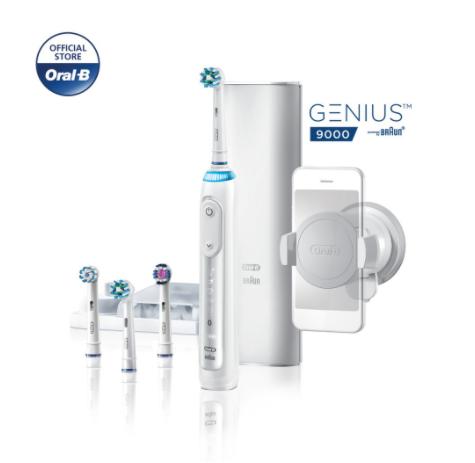 Oral-b Genius [9000] Electric Toothbrush