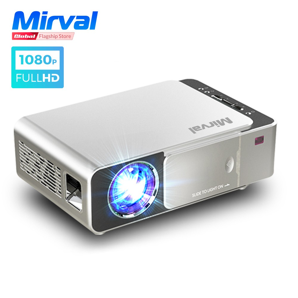 best projectors for home use Mirva Y6