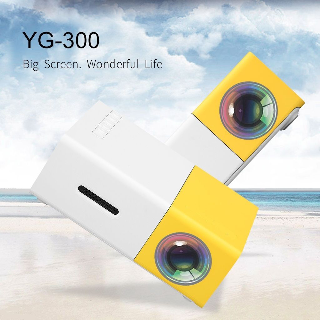 best projectors for home use YG300