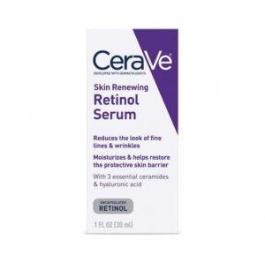 best cerave products serum retinol