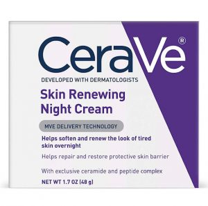 best cerave products night cream