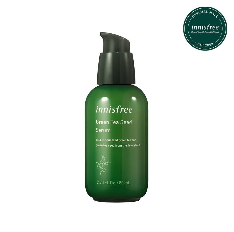 innisfree green tea seed serum best korean skin care