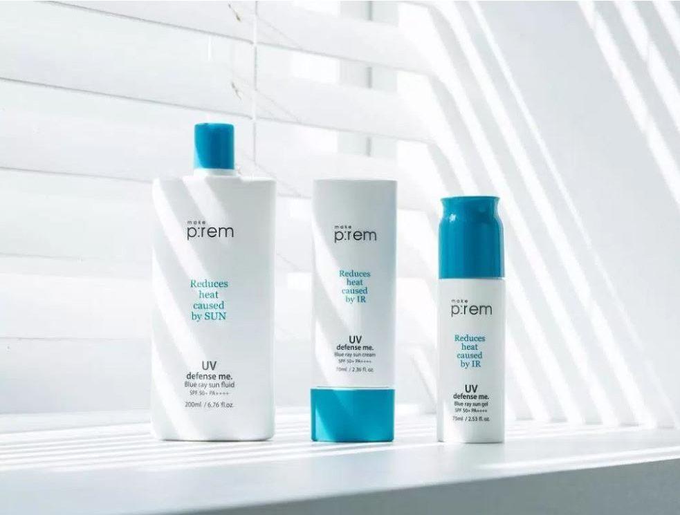 make prem sunscreen best korean skin care