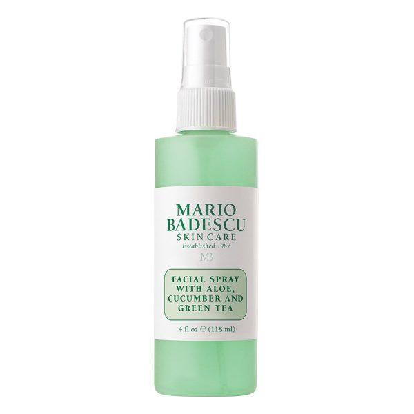 mario badescu green tea facial mists