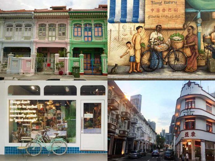 best neighbourhood in singapore