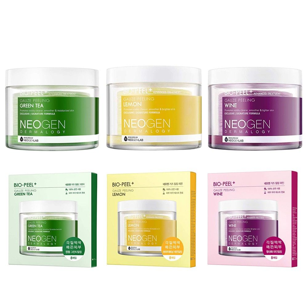 neogen peeling pads best korean skin care