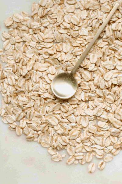 oats for oat milk recipe
