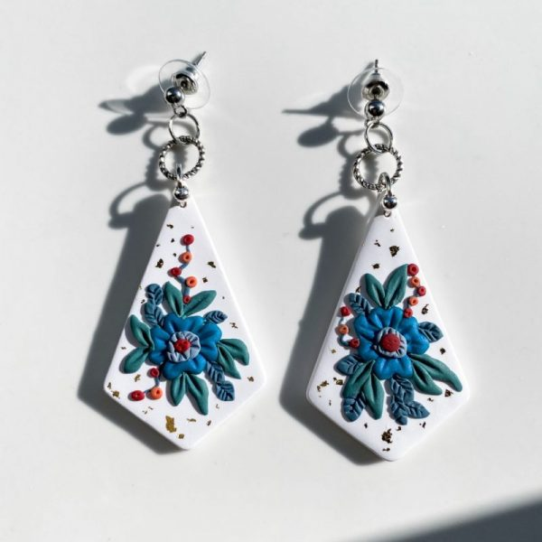 polymer clay earring from best blog shop singapore