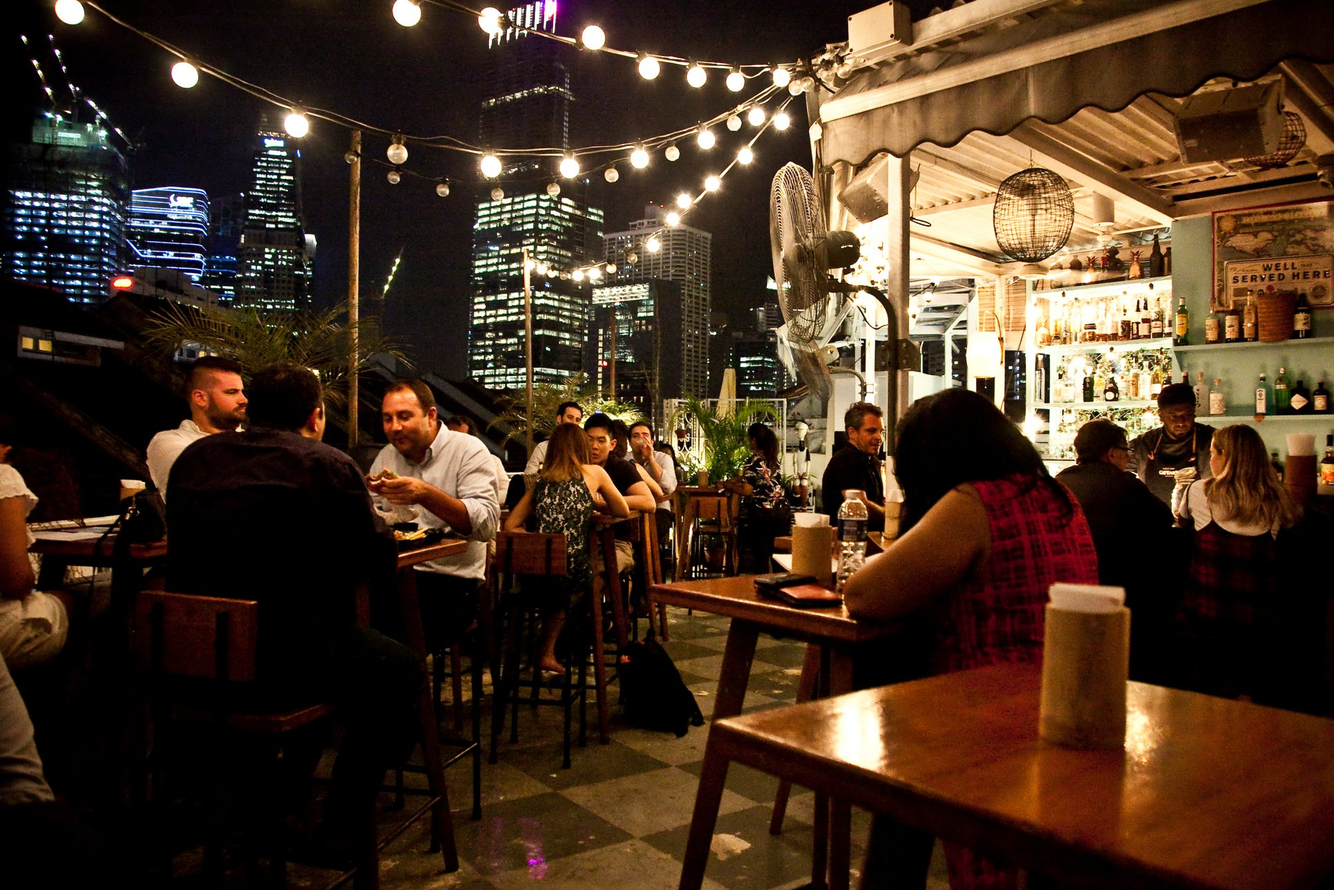 potato head bar at one of the best neighbourhoods in singapore keong saik
