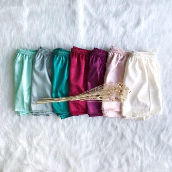 satin shorts from best blog shop singapore