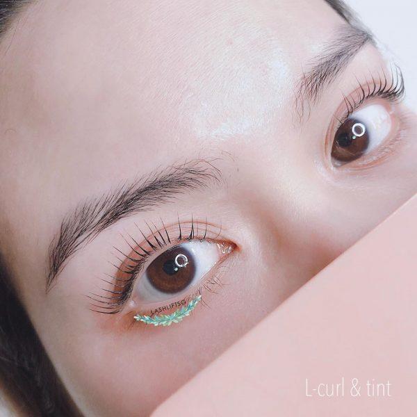 best lash lift singapore long lasting girl eyes