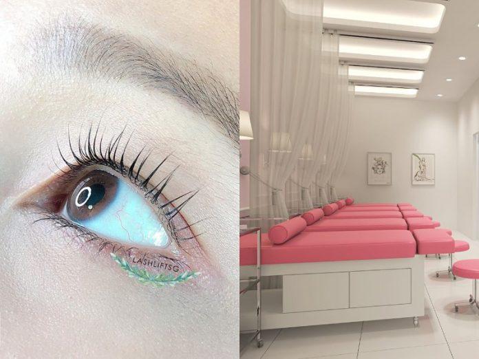 best lash lift singapore woman eyes long eyelashes perkly lash