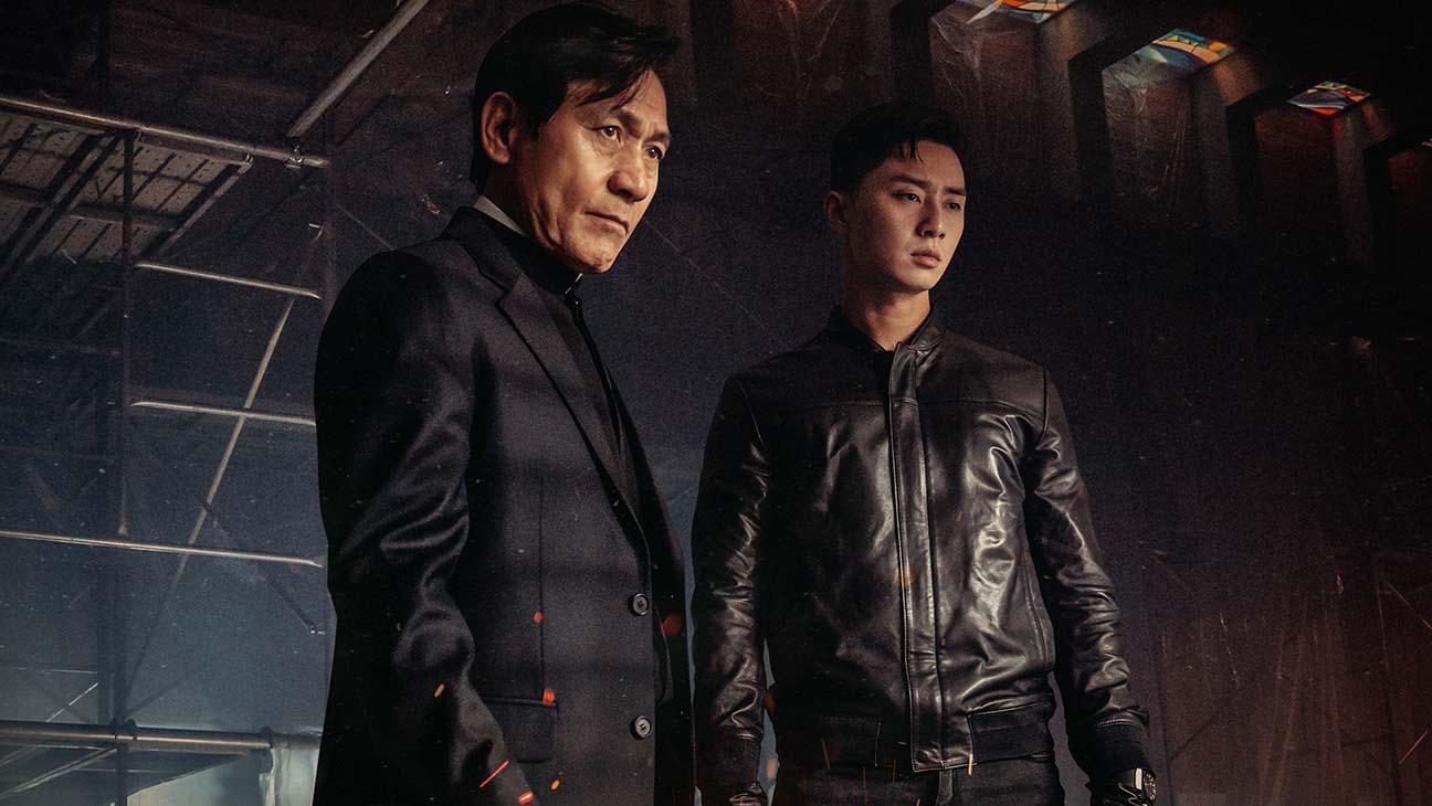 Best korean movies the divine fury