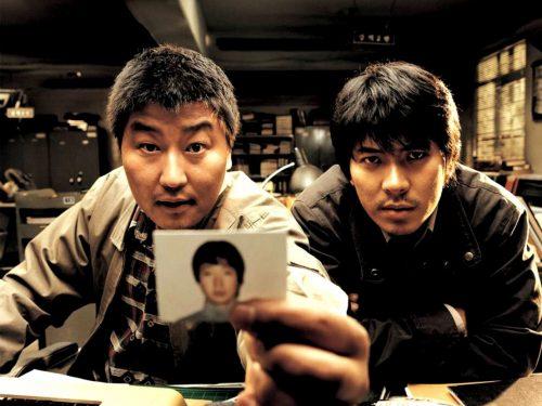 Best korean movies memories of murder