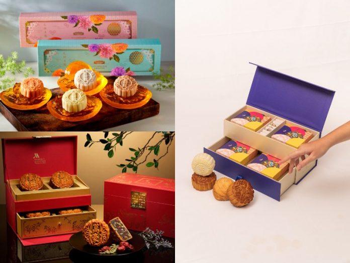 best mooncake box designs 2020