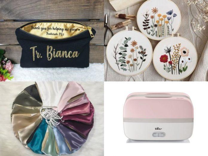 best teachers' day gift ideas singapore